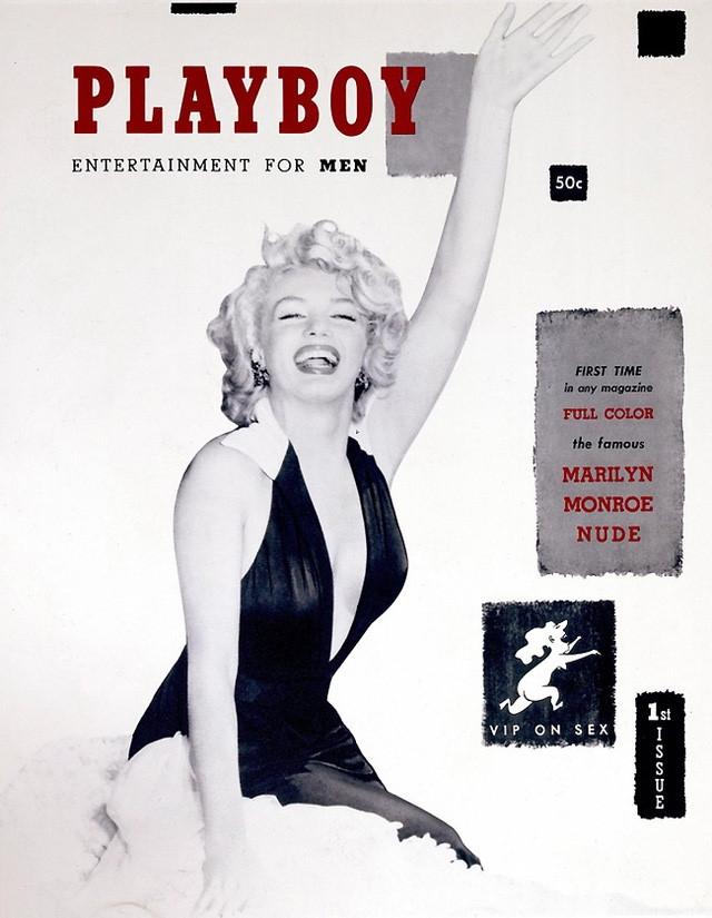 10 cot moc mang tinh lich su cua tap chi khieu dam Playboy hinh anh 2