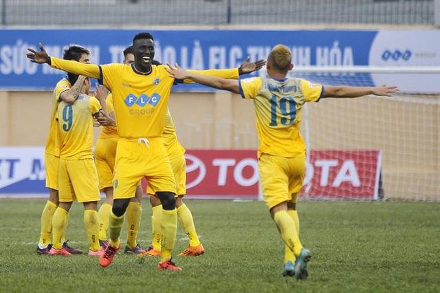 FLC Thanh Hóa đặt mục tiêu vô địch V-League năm nay