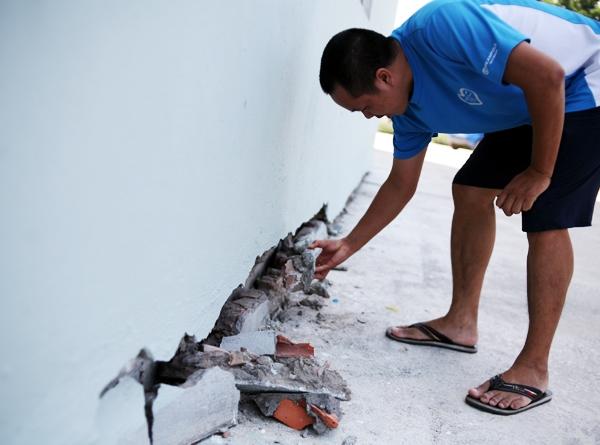 Hà Nội: Hàng nghìn cư dân chung cư lo nơm nớp vì nền bị sụt lún nghiêm trọng - Ảnh 10.