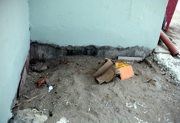 Hà Nội: Hàng nghìn cư dân chung cư lo nơm nớp vì nền bị sụt lún nghiêm trọng - Ảnh 15.