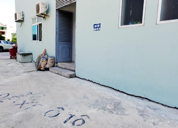 Hà Nội: Hàng nghìn cư dân chung cư lo nơm nớp vì nền bị sụt lún nghiêm trọng - Ảnh 17.