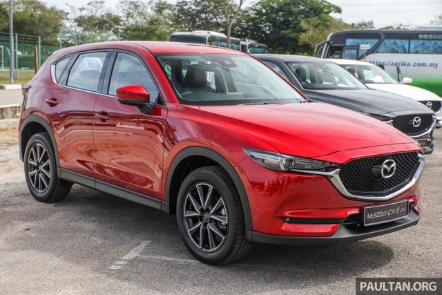 Mazda CX-5 2017 liên tiếp ra mắt Đông Nam Á nhưng vẫn mất hút tại Việt Nam - Ảnh 2.