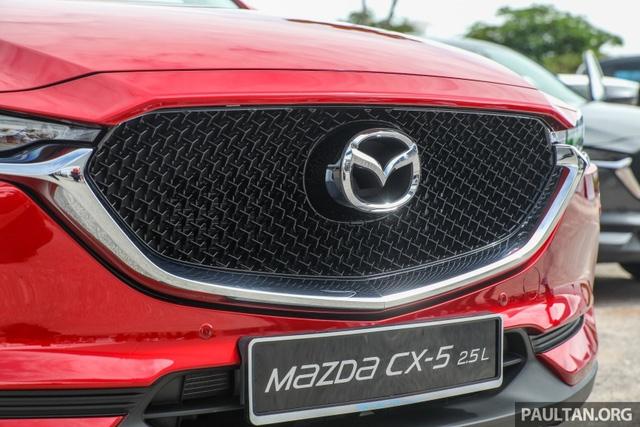 Mazda CX-5 2017 liên tiếp ra mắt Đông Nam Á nhưng vẫn mất hút tại Việt Nam - Ảnh 4.