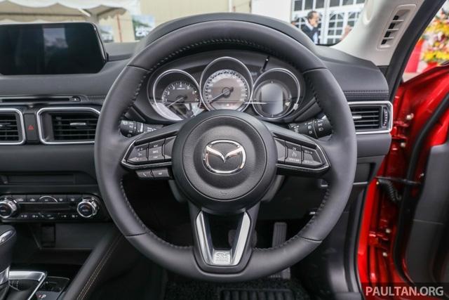 Mazda CX-5 2017 liên tiếp ra mắt Đông Nam Á nhưng vẫn mất hút tại Việt Nam - Ảnh 7.