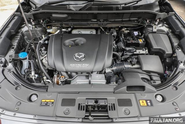 Mazda CX-5 2017 liên tiếp ra mắt Đông Nam Á nhưng vẫn mất hút tại Việt Nam - Ảnh 8.