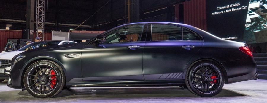 Mercedes-Benz E63 S gia 237.000 USD tai Malaysia hinh anh 3