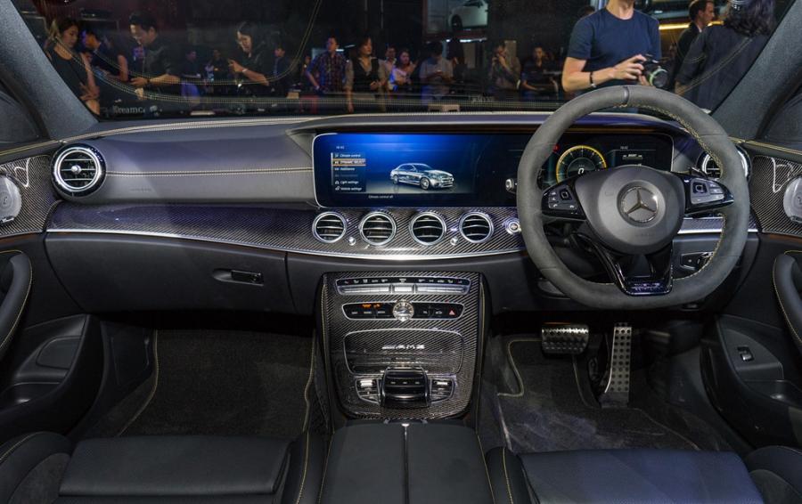 Mercedes-Benz E63 S gia 237.000 USD tai Malaysia hinh anh 7