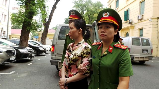 Nguyễn Thị Minh Thu, cựu Chủ tịch HĐQT Oceanbank.