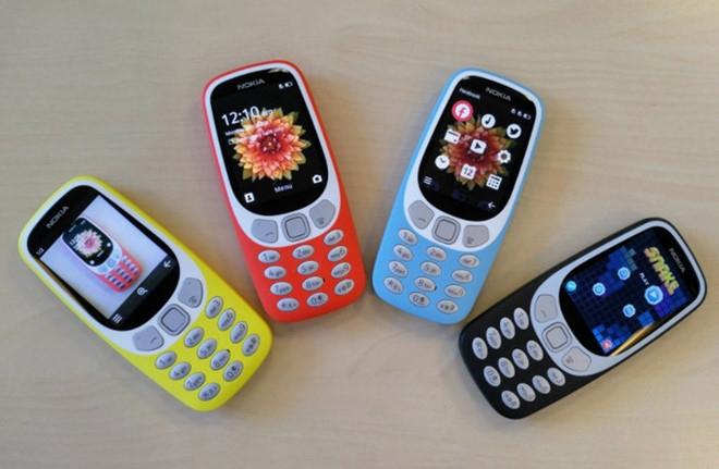 Nokia 3310 co them ban 3G hinh anh 1