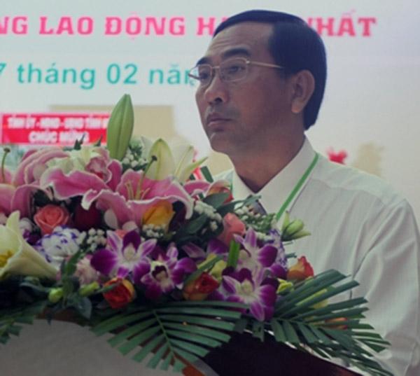 Trục lợi ngân sách, Phó chủ tịch, Cao Lãnh, Đồng Tháp, Sai phạm