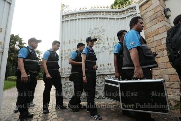 Thái Lan lục soát nhà bà Yingluck, thu giữ 17 đồ vật - ảnh 1