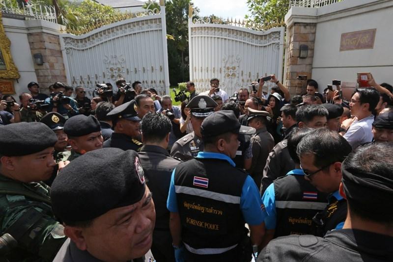 Thái Lan lục soát nhà bà Yingluck, thu giữ 17 đồ vật - ảnh 2
