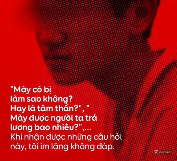 Tôi đi nhặt xác... - Cậu sinh viên 19 tuổi lần đầu kể lại hành trình nhặt 2.000 thai nhi trong túi rác trước cửa phòng khám ở Hà Nội để chôn cất - Ảnh 3.