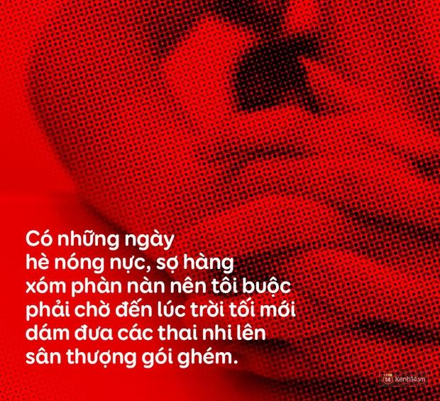 Tôi đi nhặt xác... - Cậu sinh viên 19 tuổi lần đầu kể lại hành trình nhặt 2.000 thai nhi trong túi rác trước cửa phòng khám ở Hà Nội để chôn cất - Ảnh 5.