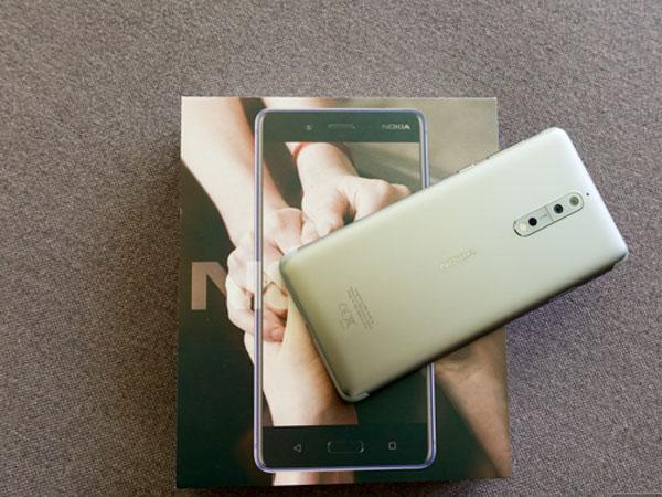 Nokia 8 ra mắt tại Việt Nam với giá 12,99 triệu, bán ra từ ngày 16/10