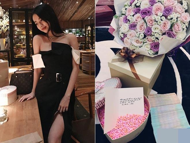 Chân dung cô vợ trẻ sexy được chồng tặng 80 triệu dịp sinh nhật - 1