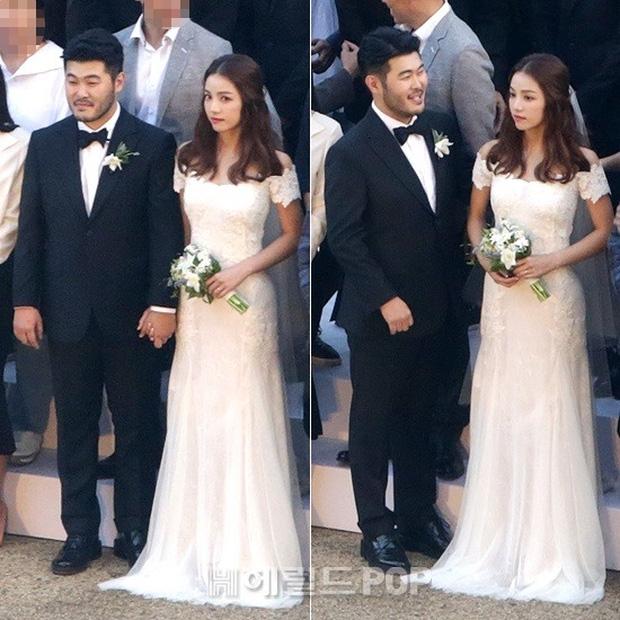 Đám cưới siêu khủng của diễn viên Vườn sao băng: Hội bạn thân tài tử, mỹ nhân hội tụ, thiếu Song Joong Ki - Ảnh 1.