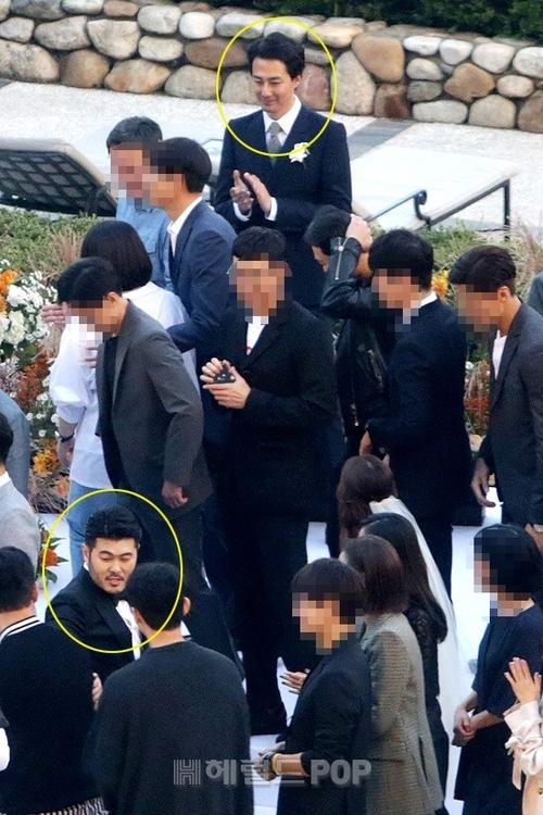 Đám cưới siêu khủng của diễn viên Vườn sao băng: Hội bạn thân tài tử, mỹ nhân hội tụ, thiếu Song Joong Ki - Ảnh 5.