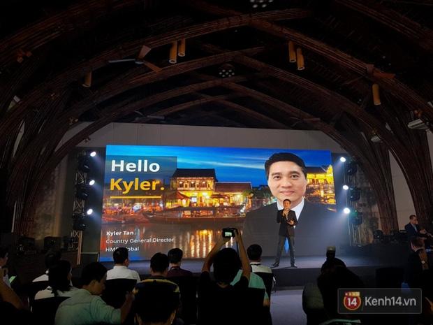Nokia 8 ra mắt tại Việt Nam với giá 12,99 triệu, bán ra từ ngày 16/10 - Ảnh 1.