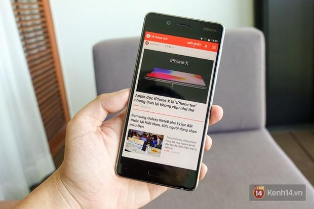 Nokia 8 ra mắt tại Việt Nam với giá 12,99 triệu, bán ra từ ngày 16/10 - Ảnh 3.