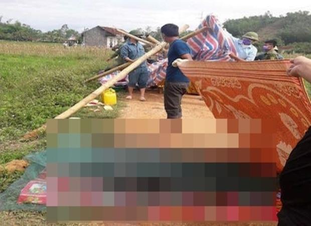 Phát hiện thi thể đang phân hủy trên sông, nghi là nạn nhân bị trượt chân ngã cách đây nửa tháng - Ảnh 1.