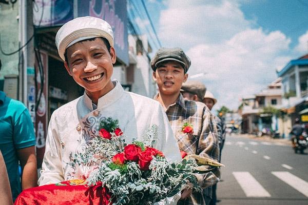 """cuoi bo voi nhung dan be trap """"lay"""" nhat mua cuoi 2017, quan khach 2 ho cung phai """"cam nin"""" - 13"""