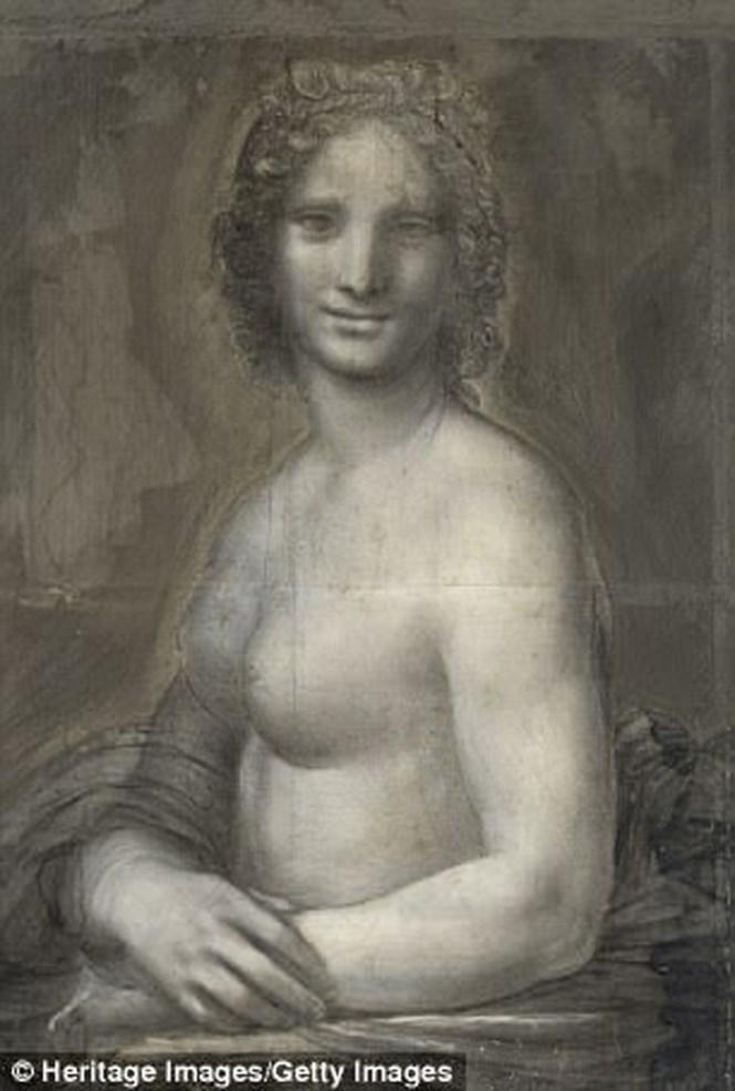 Giải mã mới nhất về bức họa nàng Mona Lisa - 1