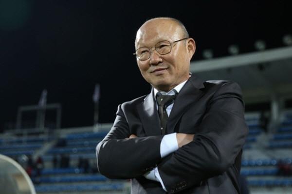HLV Park Hang Seo không có được thành tích tốt ở những năm gần đây