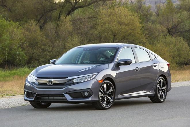 Honda Civic 2018 co gia ban khoi diem gan 20.000 USD o My hinh anh 1