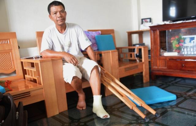 Quảng Nam khởi tố hình sự vụ 3 cán bộ đánh người bán chè - Ảnh 1.