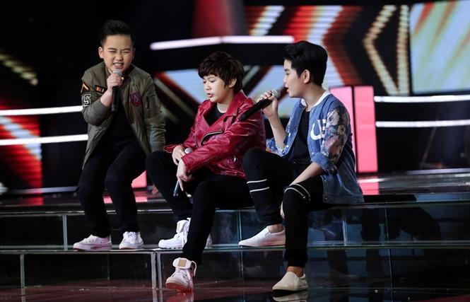 Chương trình truyền hình thực tế cho trẻ em - Giọng hát Việt nhí đang phát sóng trên kênh VTV3 /// Ảnh BTC