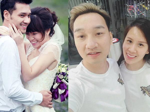 3 MC truyền hình kết hôn lần 2 gây sốt hơn cả lần đầu