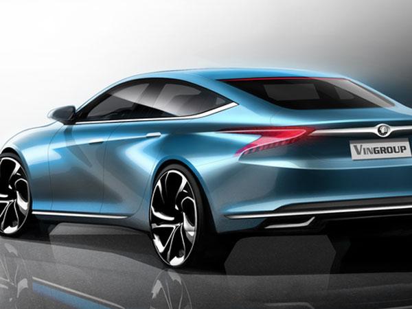 Cận cảnh 20 mẫu xe VINFAST được thiết kế riêng bởi 4 studio lừng danh thế giới: Đẹp không thua Tesla, Audi, BMW...