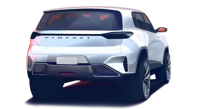 Cận cảnh 20 mẫu xe VINFAST được thiết kế riêng bởi 4 studio lừng danh thế giới: Đẹp không thua Tesla, Audi, BMW... - 1