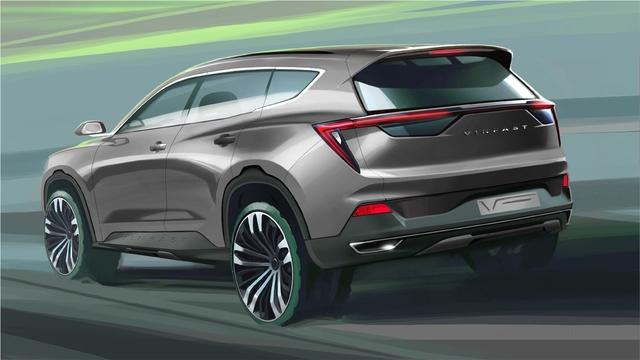Cận cảnh 20 mẫu xe VINFAST được thiết kế riêng bởi 4 studio lừng danh thế giới: Đẹp không thua Tesla, Audi, BMW... - 5