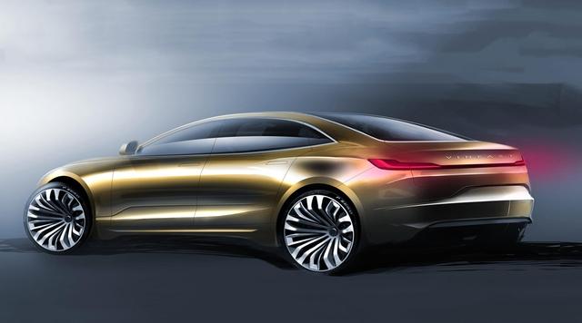 Cận cảnh 20 mẫu xe VINFAST được thiết kế riêng bởi 4 studio lừng danh thế giới: Đẹp không thua Tesla, Audi, BMW... - 12