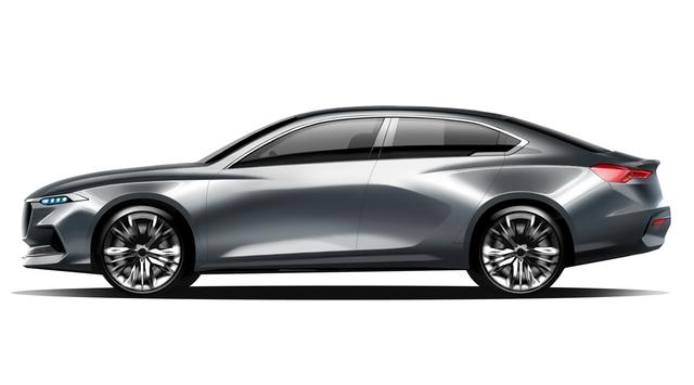 Cận cảnh 20 mẫu xe VINFAST được thiết kế riêng bởi 4 studio lừng danh thế giới: Lấy cảm hứng từ con người Việt, đẹp không thua Tesla, Audi, BMW... - Ảnh 13.