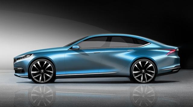 Cận cảnh 20 mẫu xe VINFAST được thiết kế riêng bởi 4 studio lừng danh thế giới: Đẹp không thua Tesla, Audi, BMW... - 20