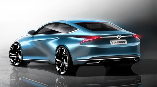 Cận cảnh 20 mẫu xe VINFAST được thiết kế riêng bởi 4 studio lừng danh thế giới: Lấy cảm hứng từ con người Việt, đẹp không thua Tesla, Audi, BMW... - Ảnh 21.