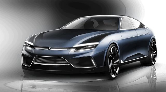 Cận cảnh 20 mẫu xe VINFAST được thiết kế riêng bởi 4 studio lừng danh thế giới: Đẹp không thua Tesla, Audi, BMW... - 23