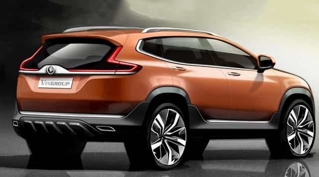 Cận cảnh 20 mẫu xe VINFAST được thiết kế riêng bởi 4 studio lừng danh thế giới: Đẹp không thua Tesla, Audi, BMW... - 28