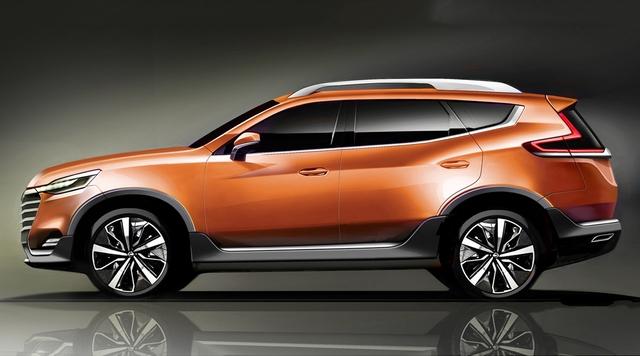 Cận cảnh 20 mẫu xe VINFAST được thiết kế riêng bởi 4 studio lừng danh thế giới: Lấy cảm hứng từ con người Việt, đẹp không thua Tesla, Audi, BMW... - Ảnh 29.