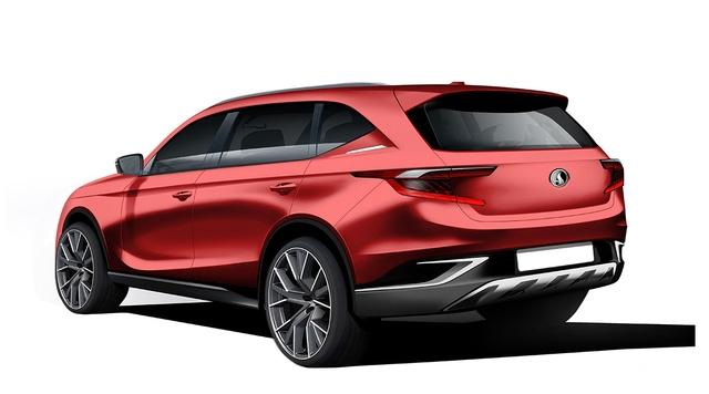 Cận cảnh 20 mẫu xe VINFAST được thiết kế riêng bởi 4 studio lừng danh thế giới: Lấy cảm hứng từ con người Việt, đẹp không thua Tesla, Audi, BMW... - Ảnh 37.