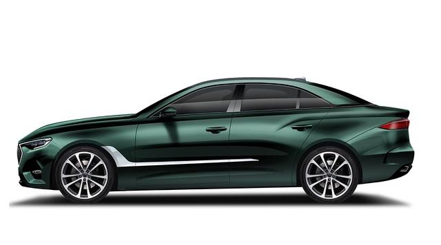 Cận cảnh 20 mẫu xe VINFAST được thiết kế riêng bởi 4 studio lừng danh thế giới: Đẹp không thua Tesla, Audi, BMW... - 40