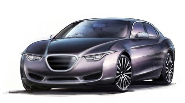 Cận cảnh 20 mẫu xe VINFAST được thiết kế riêng bởi 4 studio lừng danh thế giới: Đẹp không thua Tesla, Audi, BMW... - 60