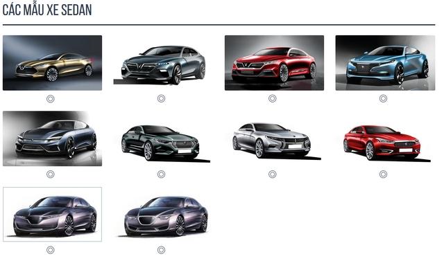 Cận cảnh 20 mẫu xe VINFAST được thiết kế riêng bởi 4 studio lừng danh thế giới: Đẹp không thua Tesla, Audi, BMW... - 61