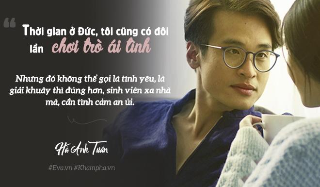 Hà Anh Tuấn - Chàng lãng tử vạn người mê, kín tiếng đường tình bậc nhất showbiz - 5