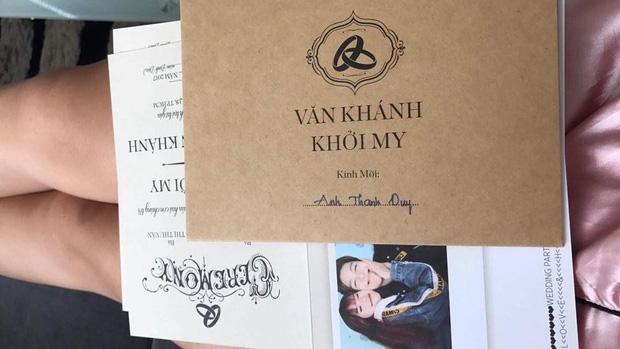 HOT: Khởi My - Kelvin Khánh đã gửi thiệp mời đám cưới, sắp sửa chính thức về chung một nhà! - Ảnh 3.