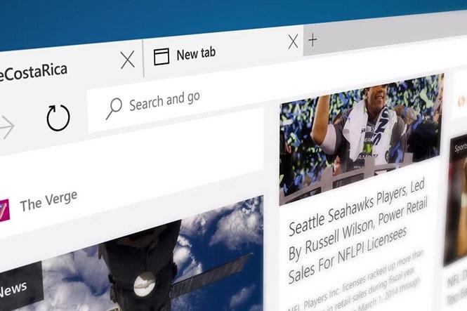 Microsoft muốn nâng cao chất lượng cho các phần mở rộng dành cho trình duyệt Edge  /// Ảnh: AFP
