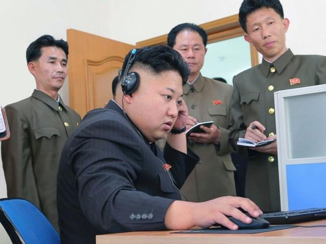 Công ty TransTeleCom của Nga được cho là đã cung cấp đường truyền internet cho Triều Tiên. (Ảnh minh họa: KCNA/Reuters)